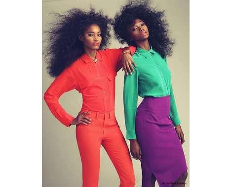 35 Bold Color-Blocking Fashions