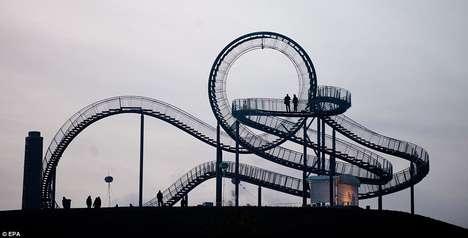 Walkable Rollercoasters