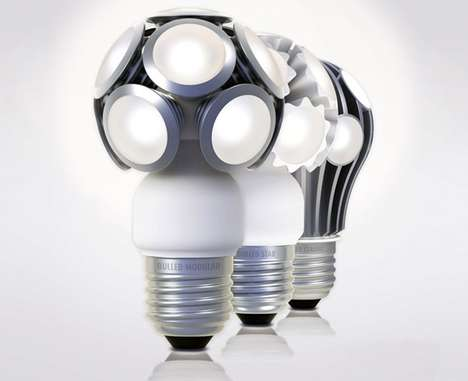Led Retrofitted Bulbs
