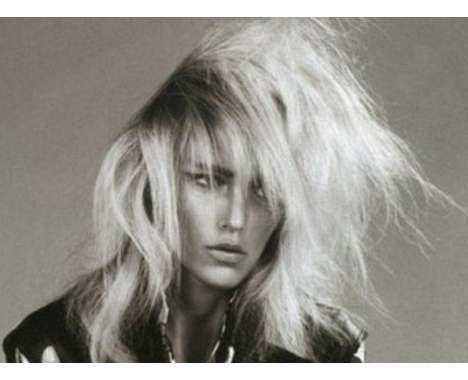 84 Edgy Anja Rubik Editorials