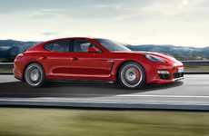 Supercharged Sports Sedans - The 2012 Porsche Panamera GTS is Hot