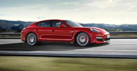 Supercharged Sports Sedans