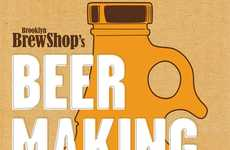 Seasonal Booze Recipes - Personalize a Six-Pack with the Brooklyn Brew Shop's Beer Making Book