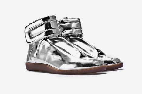 Molten Metal Shoes
