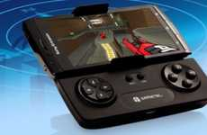 Gaming Smartphone Docks - The Gametel Wireless Controller Takes Mobile Gaming to the Next Level