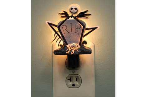 Illuminate Hallways with the Nightmare Before Christmas Nightlight
