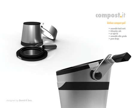 Contemporary Compost Carriers