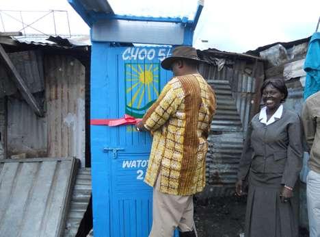 Urban Slum Sanitation