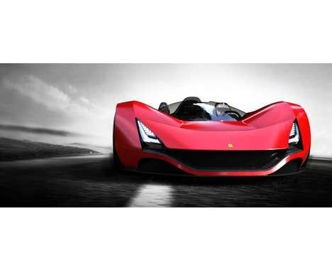 100 Fabulous Ferrari Finds