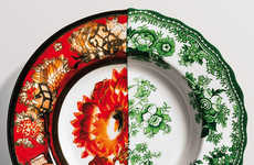 Dual Personality Dishware - The SELETTI Hybrid Collection is for the Indecisive Individual
