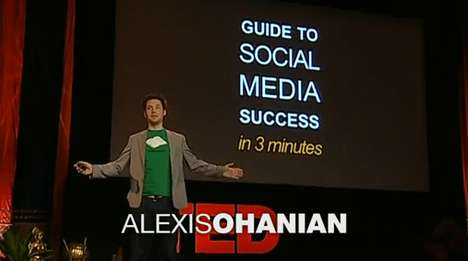 Alexis Ohanian Shares Valuable Tips in 'How to Make a Splash in Social Media'