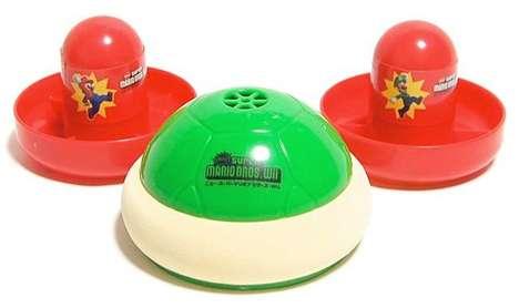 Turtle-Hurling Table Games