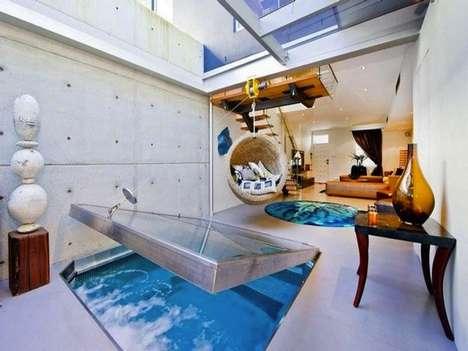 Household Whirlpool Baths