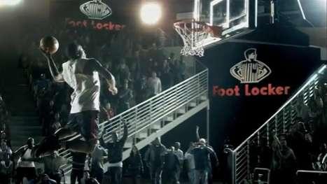 Wisecracking Sneaker Adverts
