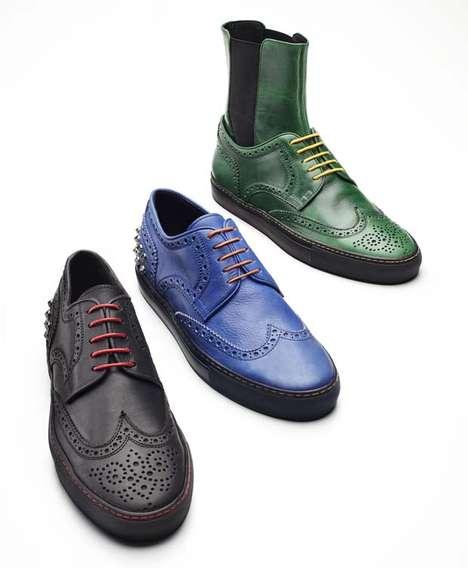 Punk Regal Footwear