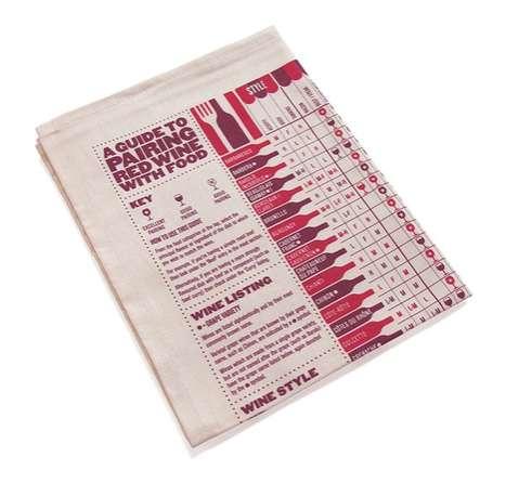 Informative Tea Towels