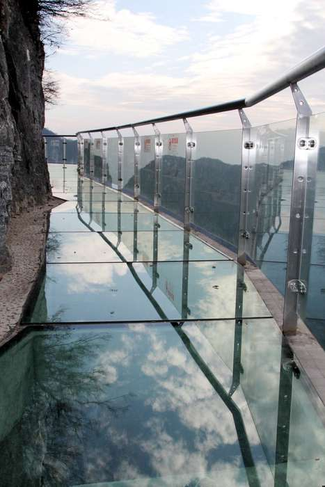 Translucent Tourist Attractions