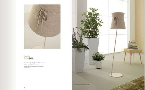 Cozy Wool Lampshades