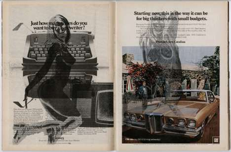 Surreal Vintage Collages