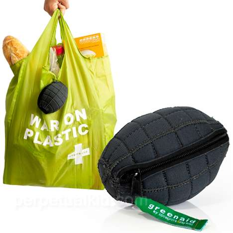 Grenade-Launched Bags