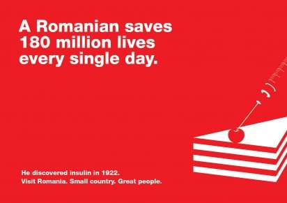 Smart Citizen Campaigns - The Visit Romania Ads are Thoughtful