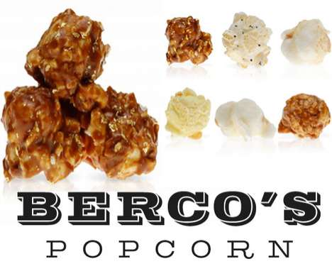 Bercos Billion Dollar Popcorn Takes Luxury Edibles to the Next Level
