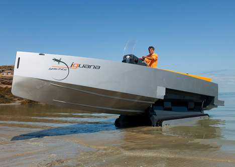 Heavy Armor Speed Boats