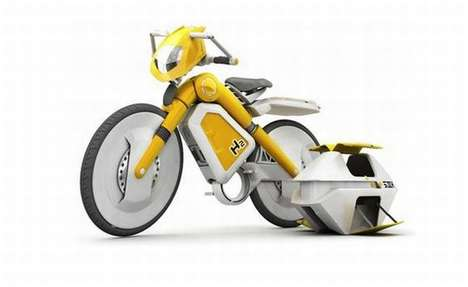 Multifiunctional Eco Two-Wheelers
