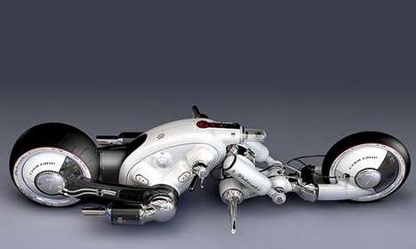 Robotic Racing Bikes