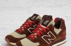 Folklore Street Shoes - The New Balance Paul Bunyan is Inspired by an American Legend