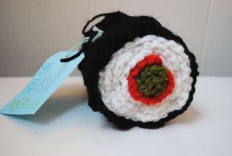 Maki-Inspired Winter Accessories