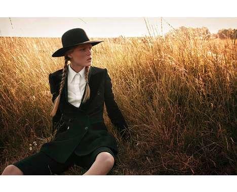 23 Amish-Inspired Fashions