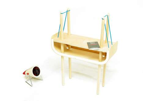 Screwless Side Tables