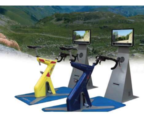 13 Innovative Exercise Bike