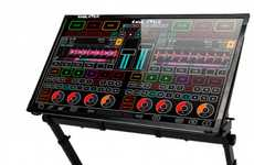 Touchscreen Midi Mixers - Emulator DVS Brings a Revolutionary Experience for DJs