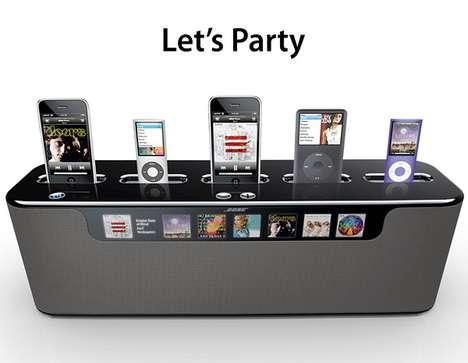 Mega-Mix iDevice Docks