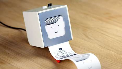 Tiny Personalized Newspapers - 'Little Printer' Shows Miniature Updates Important to You