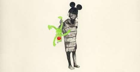 Consumer Culture Illustrations