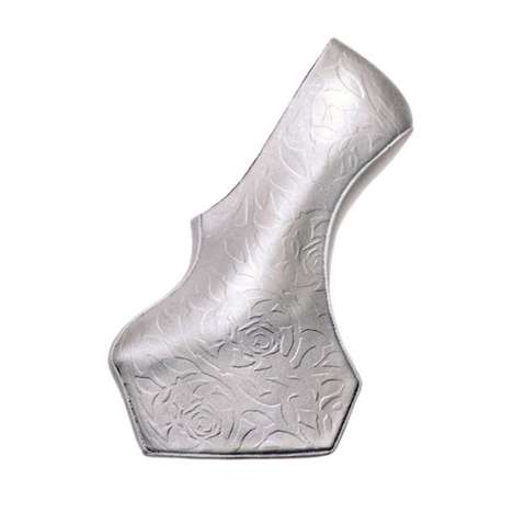 Heel-Less Iceberg Platforms - Noritaka Tatehana's Christmas Collection is a Sculptural Sensation