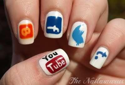 Social Media Manicures