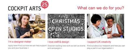 Creative Business Incubators