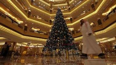 $2 Million Christmas Trees - The Ginza Tanaka Jewelry Store Shows Truly Opulent Holiday Decor