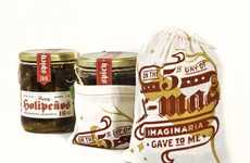 Customer Appreciation Condiments - The Imaginaria Creative Roasts Some Jalapenos to Give Thanks