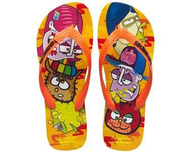 Street Art Sandals
