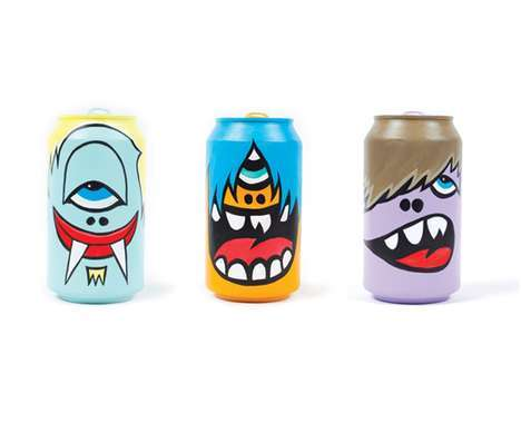 44 Distinctively Branded Cans