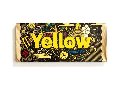 Curious Confectionery Packaging
