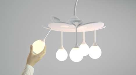 Detachable Droplet Lamps (UPDATE)