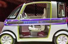 LED Concept Cars
