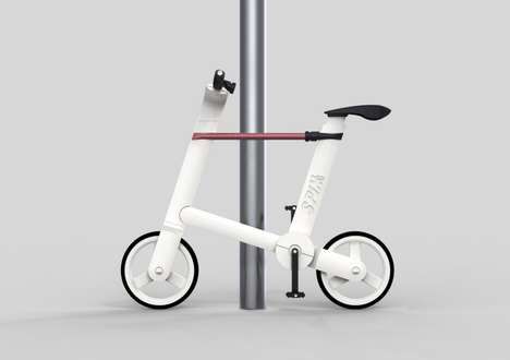 Self-Securing Bicycles