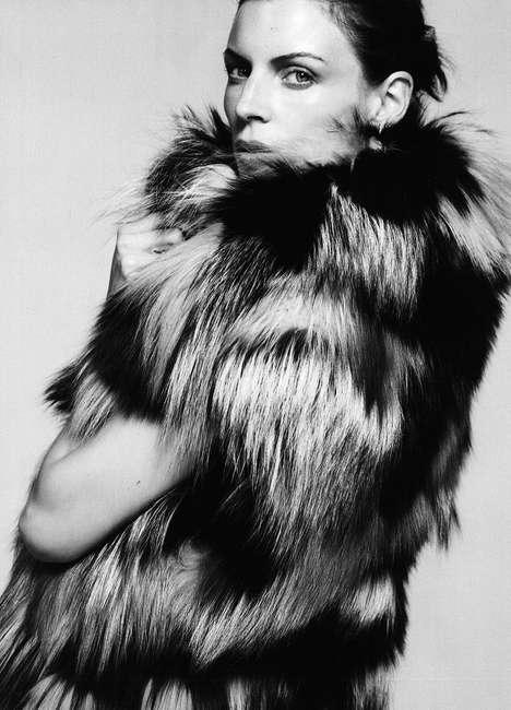 Fur-Obsessed Editorials